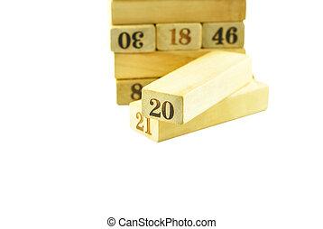 letterpress, legno