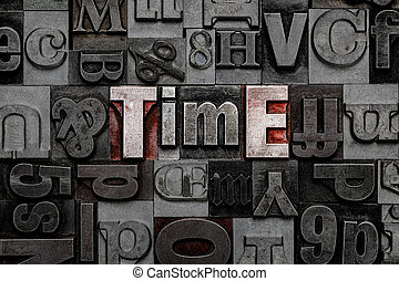 Letterpress Time