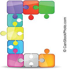 Letters puzzle