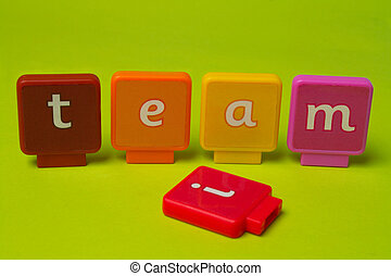 letters: team i - toy letters spelling team with the letter...