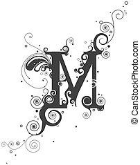 lettertype, wijngaarden