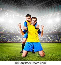 lettori, calcio