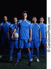 lettori, squadra calcio