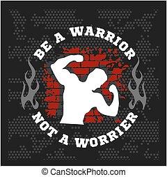 lettrage, flayer, affiche, fitness, étiquette, t-shirt, musculation, vendange, impression, logo