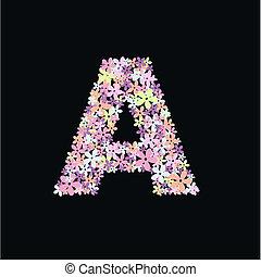 lettre alphabet