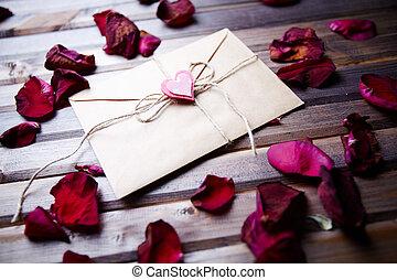 lettre amour