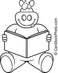 lettura, maiale