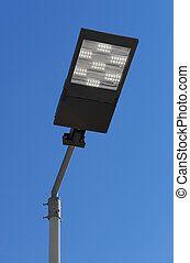 leuchtdiode, streetlight