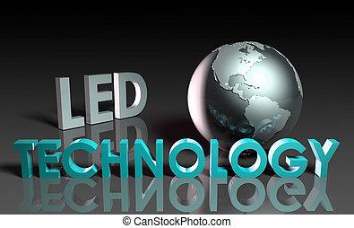leuchtdiode, technologie