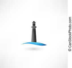 leuchturm, ikone