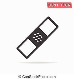 leukoplast, ikone