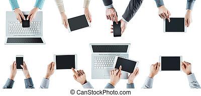 leute, networking, geschaeftswelt, sozial