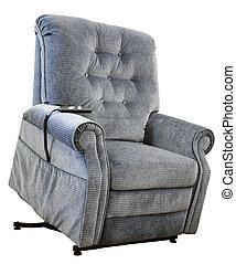 levantamiento, silla