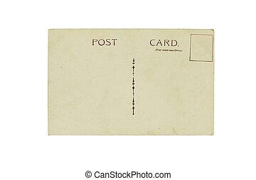 levelezőlap, szüret