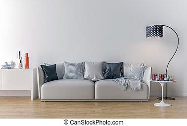 Stock illustratie van galerij doek muur kamer illustratie wall beton csp39687205 - Witte muur kamer ...