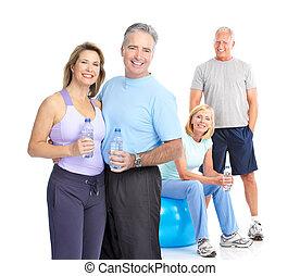 levensstijl, fitness, gym, gezonde