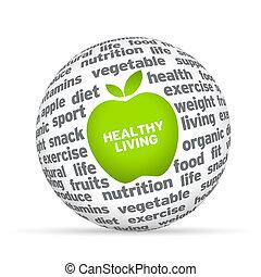 levensstijl, gezonde