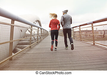 levensstijl, mensen, gezonde , verbinden, activiteit, lichamelijk