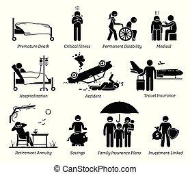 levensverzekering, protection.