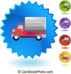 leverans transportera