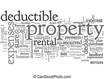 levon, -e, szöveg, háttér, fogalom, konzerv, ön, wordcloud, mortgge, adók, fizetés