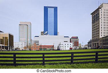 Lexington behind the fence - Lexington, Kentucky behind the ...