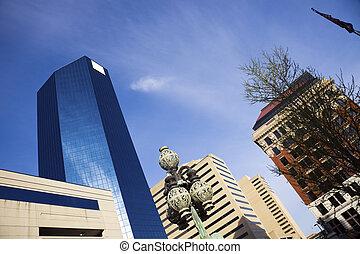 Lexington Buildings - Kentucky, USA.