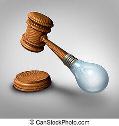 ley, ideas