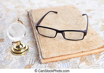 lezende glazen