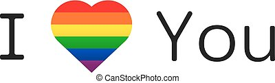 lgbt love gay pride symbol