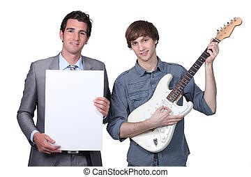 lições, música