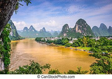 Li River in China