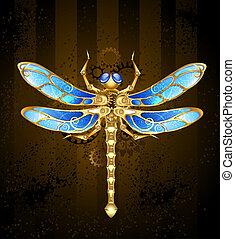 libélula, mecánico