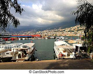 libanon, jounieh