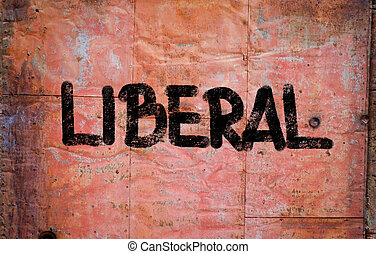 liberális, fogalom