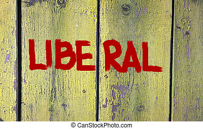 liberal, begriff