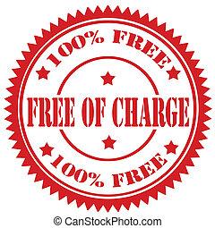 libero, di, charge-stamp
