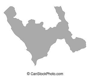 libertad, la, mapa