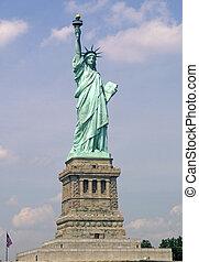 Liberty 03 - Lady Liberty - The Statue of Liberty