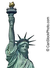 "Liberty 14 - Lady Liberty - \""Liberty Enlightening the..."