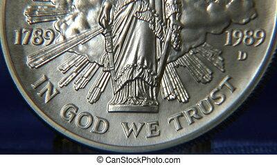 liberty dollar tilt