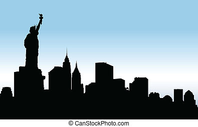 Liberty Silhouette