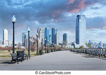 Liberty State Park New Jersey City