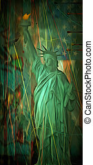 Liberty USA - Statue of Liberty America
