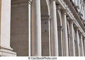 Library Palace, Bergamo