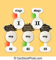 libretto, interruzioni, infographics