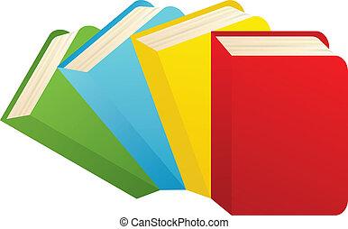 libri, colorito
