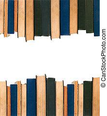 libri, fila
