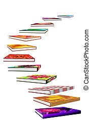 libri, scala