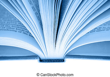 libro abierto